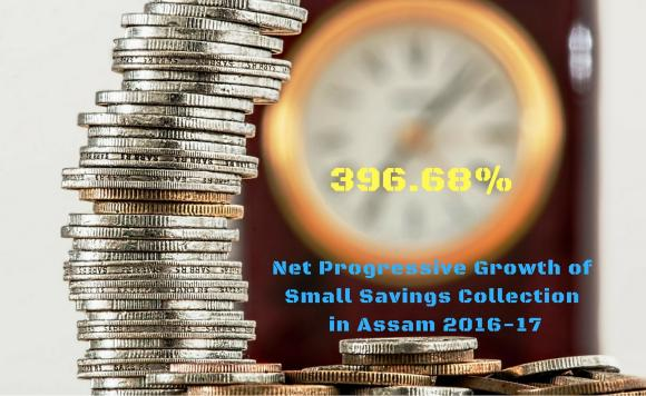 Net Small Savings Collection